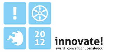 Innovate Award Osnabrück